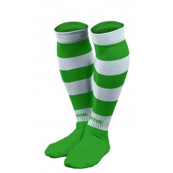 Joma Zebra Football Socks green