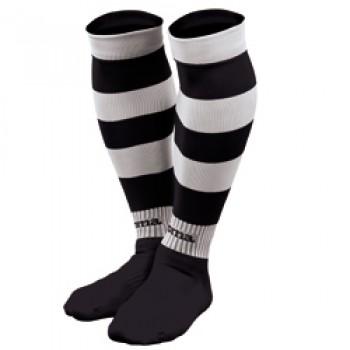 Joma Zebra Football Socks black