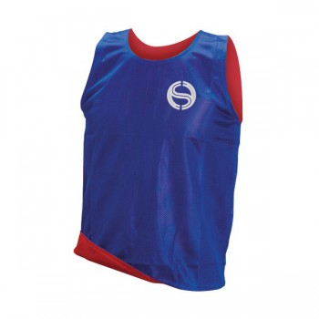Reversible Training Vest - XL - Red/Blue
