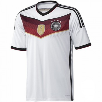 Germany Kids (Boys Youth) 2014 FIFA World Cup Home Jersey