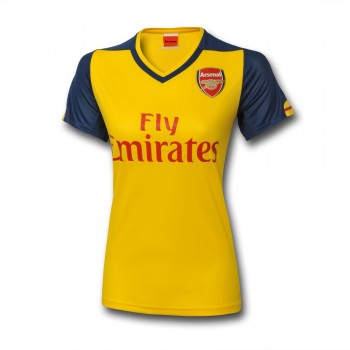 Arsenal Womens Away Jersey 2014 - 2015