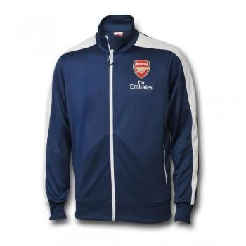 Arsenal T7 Anthem Jacket 2014 - 2015 (Navy)