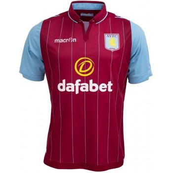 Aston Villa Home Jersey 2014 – 2015
