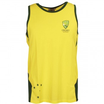 Cricket Australia Mens Bowl Singlet