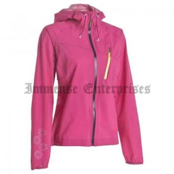 Rain-Jacket Pink