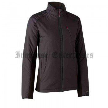 Stretch Women's hiking jacket Black