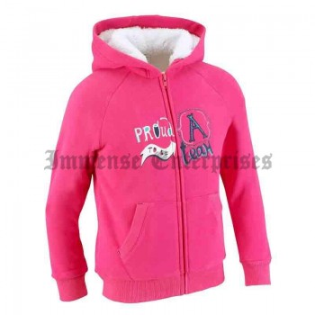 Girls' Warm jacket