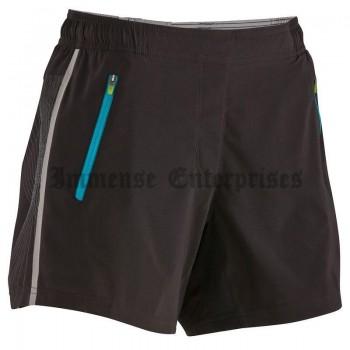 Women's Shorts, Black & Blue