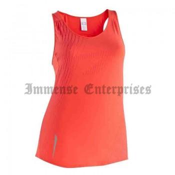 ELIORUN women's tank top orange