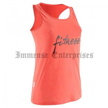 Women's s fitness graphic tank top