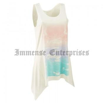 Modern Dance printed women's tank top