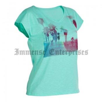 Connect Coast T-shirt green