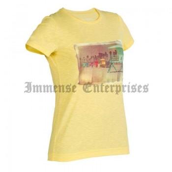 Classic Life yellow T-shirt