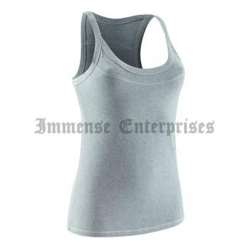 women's Tank top with built-in bra