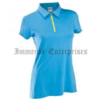 Polo Women's Hiking T-Shirt blue