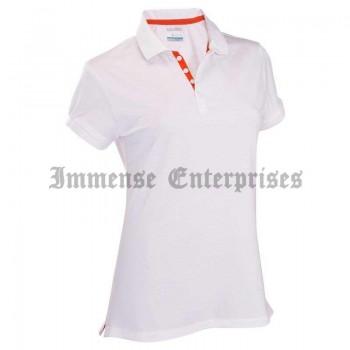 Polo Women's Hiking T-Shirt cream