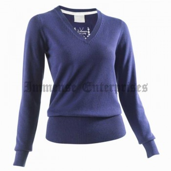 Ink Blue Pullover