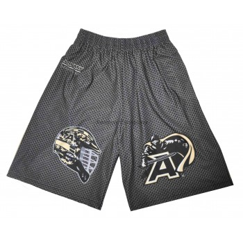 Army Lacrosse Shorts with Pockets