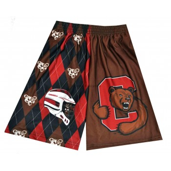 Cornell Lacrosse Shorts with Pockets