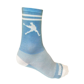 Laxman Socks Solid Carolina