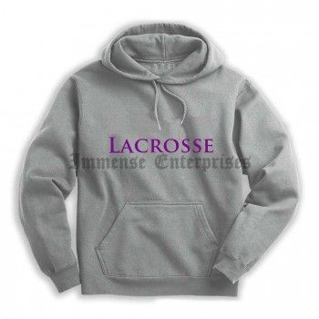 Lacrosse Sweatshirt Grey