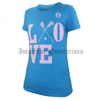 Love Lax Girls Lacrosse Tee