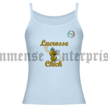 Lacrosse girls Chick tees