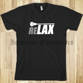 Relax Lacrosse Shirts
