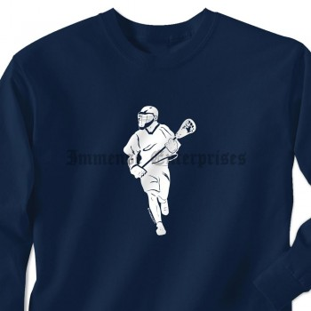 Lacrosse Tshirt Long Sleeve