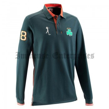 IRELAND POLOSHIRT GREEN