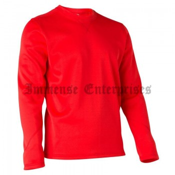 Men's Hiking Fleece Red