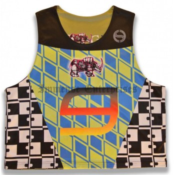 9 Sublimation Lacrosse Reversible pinnies