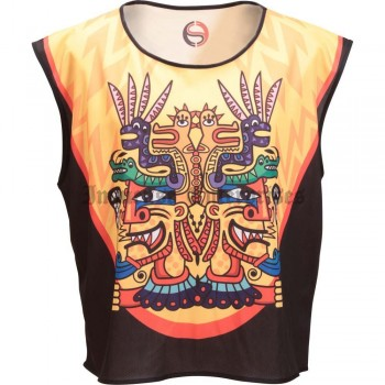 Dog Mad Mayan Supreme Lacrosse Pinnie Jersey