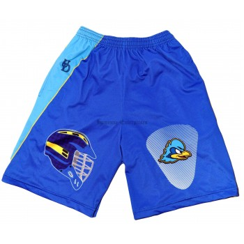 Delaware College Sublimated Shorts With Pockets